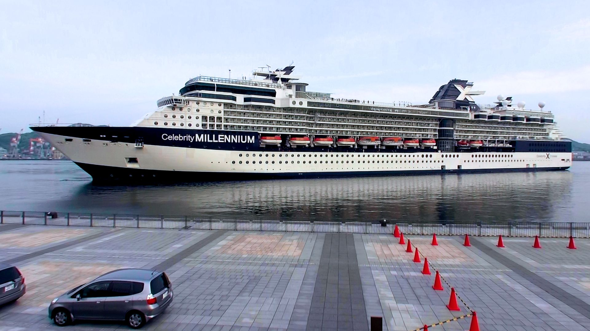 Celebrity Millennium Cruise Ship from Celebrity Cruise Line