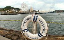 ロシア帆船2隻05mm
